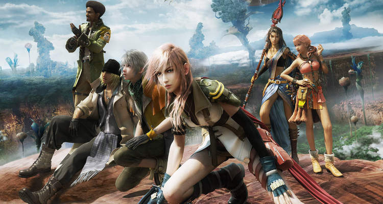 Final Fantasy XIII Xbox Backwards Compatibility